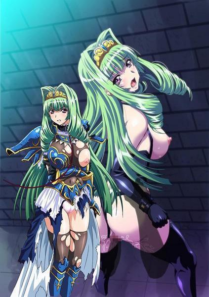 Himekishi Olivia (sin censura) Hentai