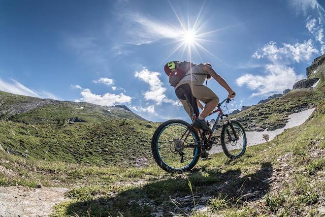 Flatschspitze Mountainbike Tour am Brenner, MTB