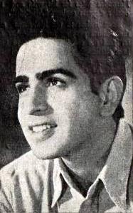 Dilip Kumar in 1945