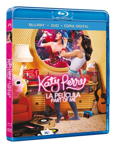 Katy Perry: Part of Me 1080p HD Latino Dual