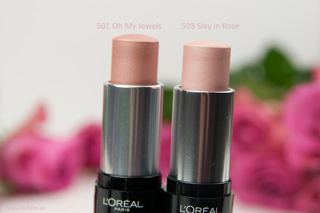 L'Oreal - Infaillible Foundation Kontur-Sticks