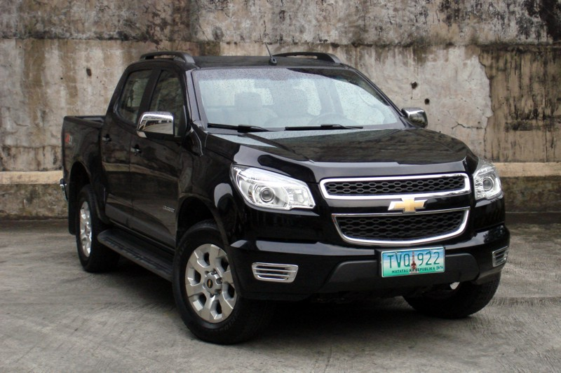 2016 Chevy Trailblazer >> Review: 2012 Chevrolet Colorado LTZ 4x4 M/T | Philippine Car News, Car Reviews, Automotive ...