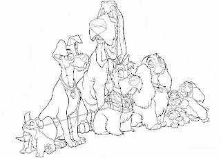 Cartoon lion coloring pages for Fresh beat band coloring pages