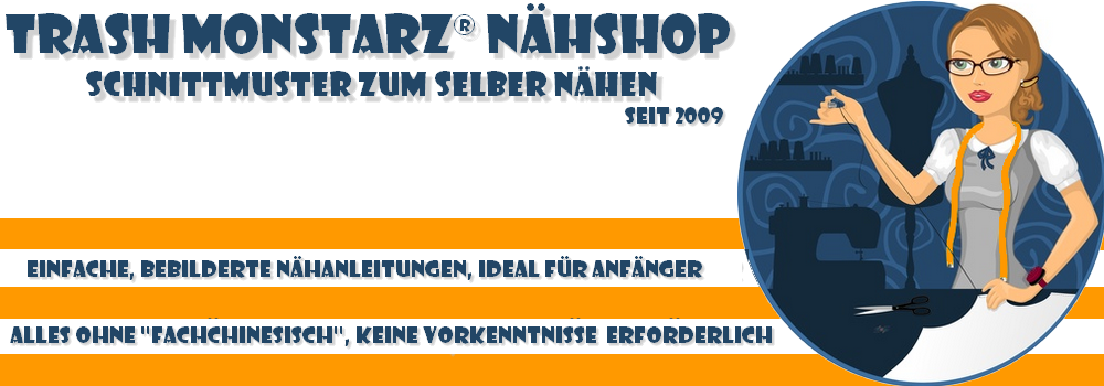 Trash Monstarz® Nähshop