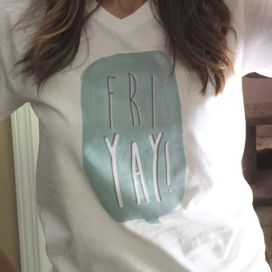 #friyay #free #printable #download #friday #t-shirt