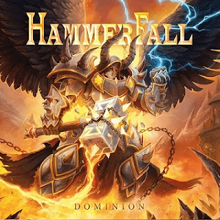 "Το τραγούδι των HammerFall ""(We Make) Sweden Rock"" από το album ""Dominion"""