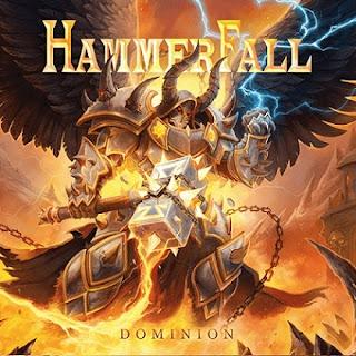"""Το βίντεο των HammerFall για το """"Dominion"""" από το ομότιτλο album"""