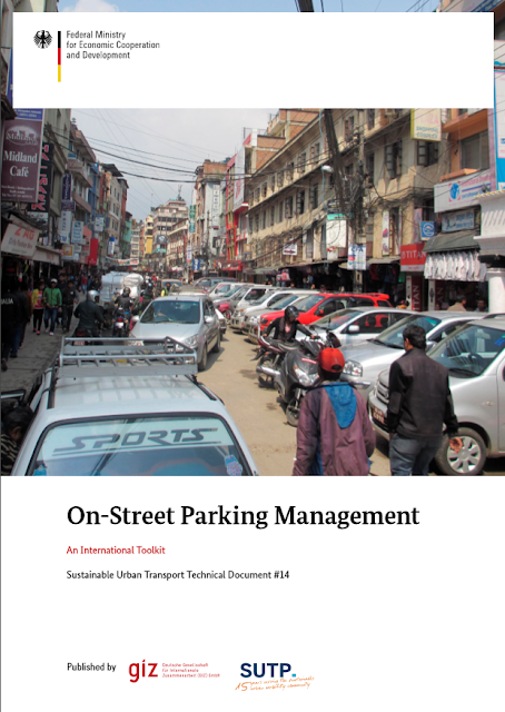 "New ""how to"" toolkit about on-street parking basics"