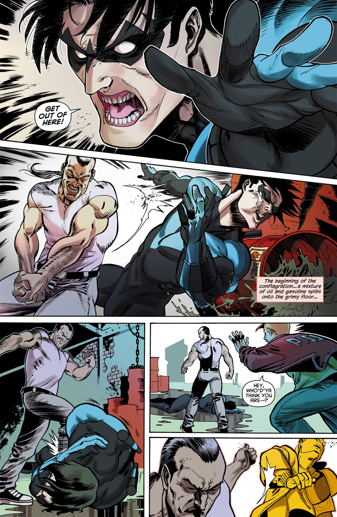 Detective Comics (1937) 851 Page 20