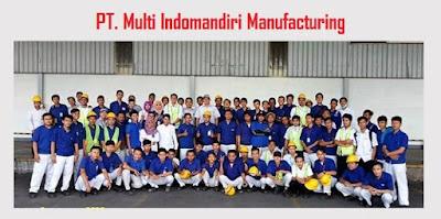 Lowongan Kerja Jobs : MAINTENANCE PRODUKSI, OPERATOR PRODUKSI, OPERATOR FORKLIFT, ENVIRONMENT PATROL Lulusan SMA SMK D3 S1 PT. Multi Indomandiri Manufacturing (Wings group)
