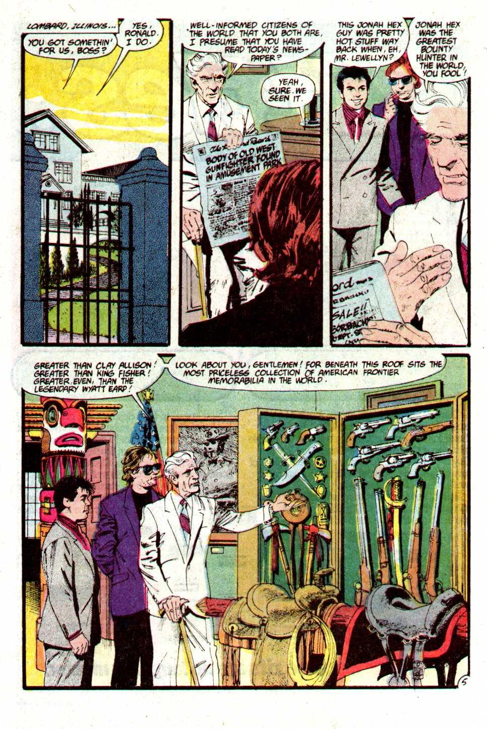 Read online Secret Origins (1986) comic -  Issue #21 - 6