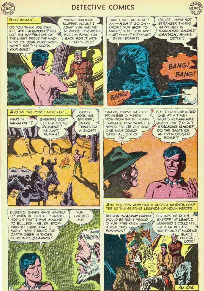 Read online Detective Comics (1937) comic -  Issue #174 - 48