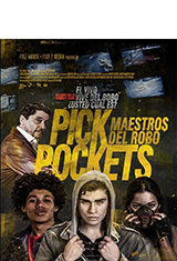Pickpockets (2018) WEB-DL 1080p Latino AC3 5.1