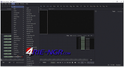 BlackMagic Design Fusion Studio 8.0 Build 18 Full Terbaru
