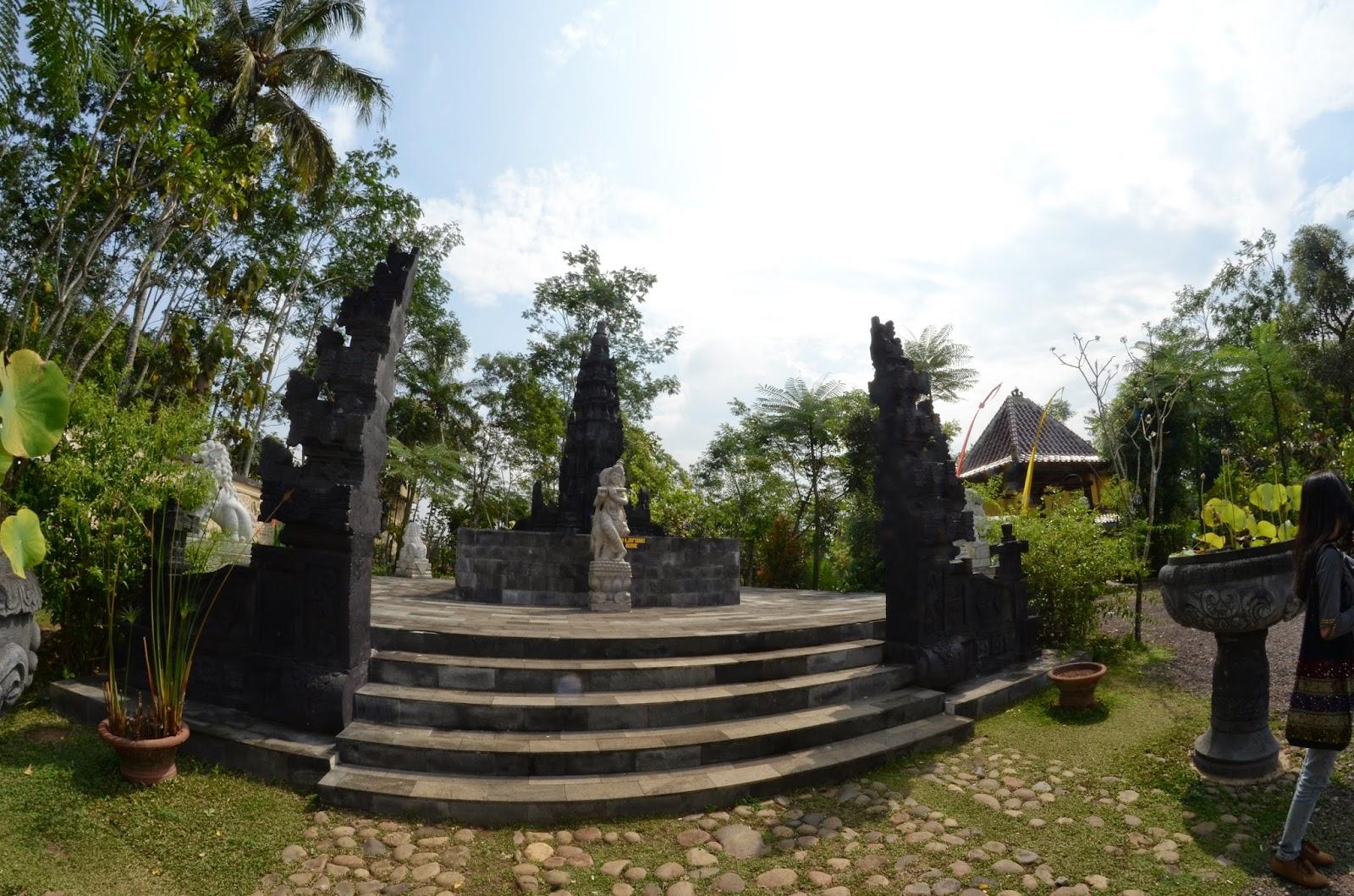 Pengetahuan Dan Informasi Umum Kampung Bali Di Garut