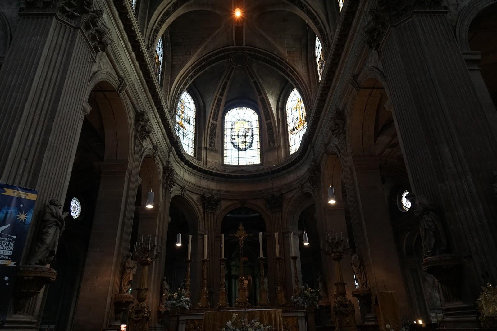 サン=シュルピス教会 (Église Saint-Sulpice) 主祭壇