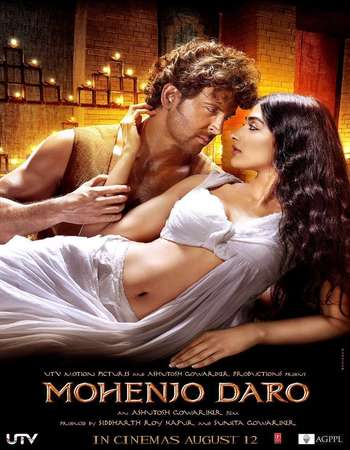 Mohenjo Daro 2016 Hindi 700MB HDRip 720p ESubs HEVC
