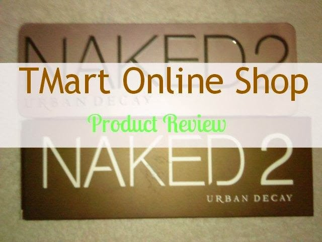Makeup Palette from TMART Review