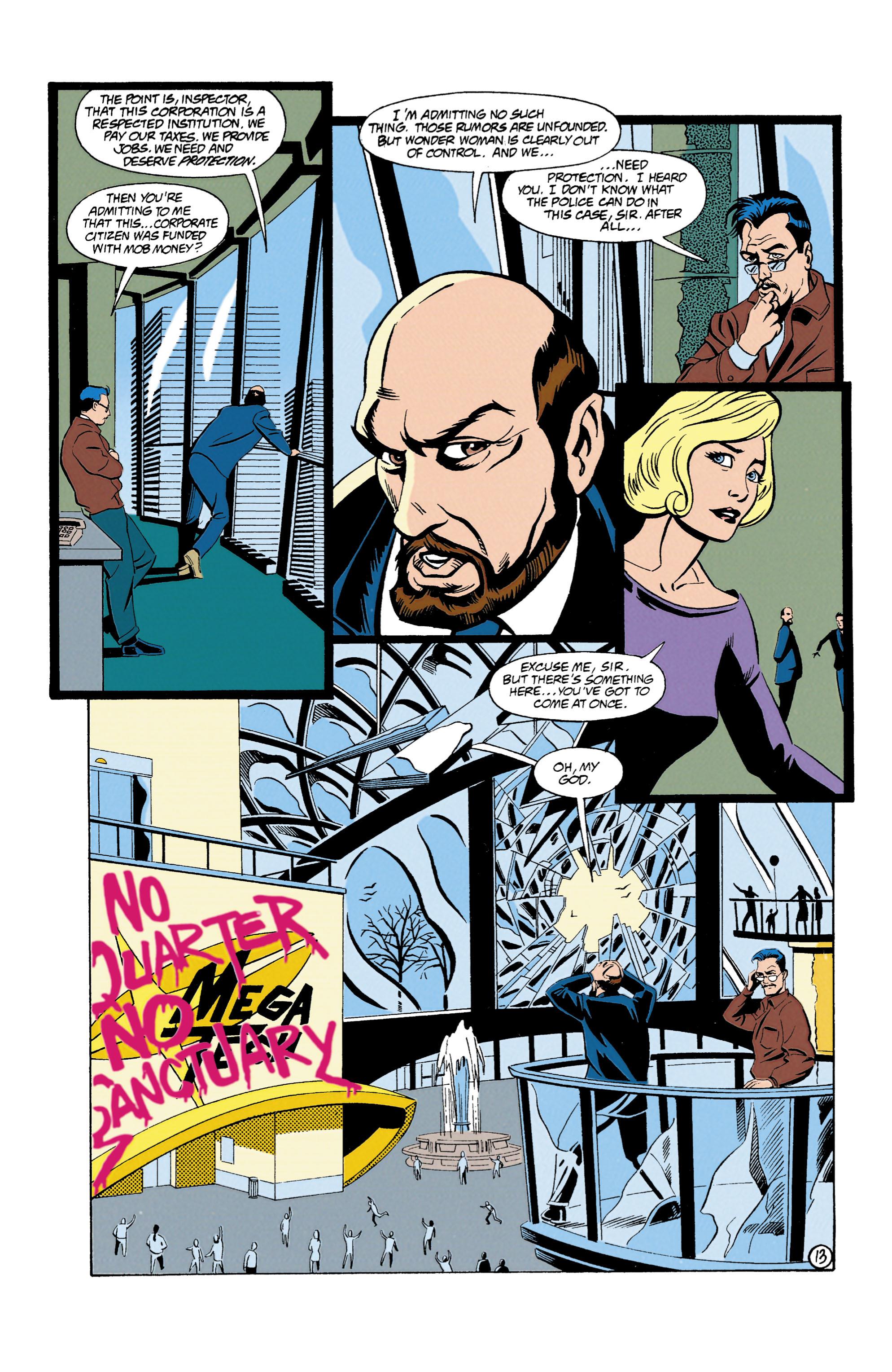 Read online Wonder Woman (1987) comic -  Issue #87 - 14