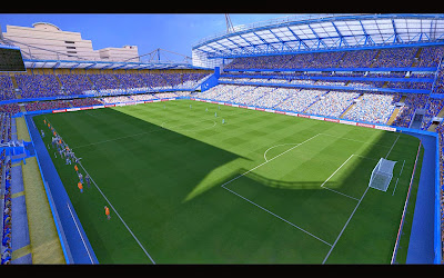 PES 2014 Stamford Bridge Stadium by Iepure
