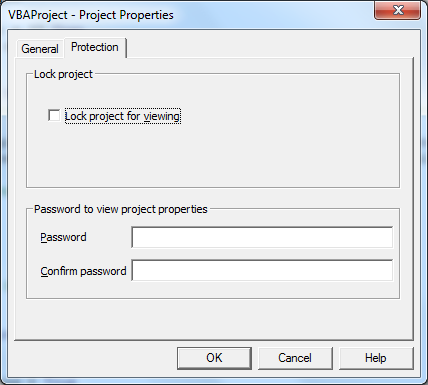 The Excel Blog How To Protect Vba Module In Excel