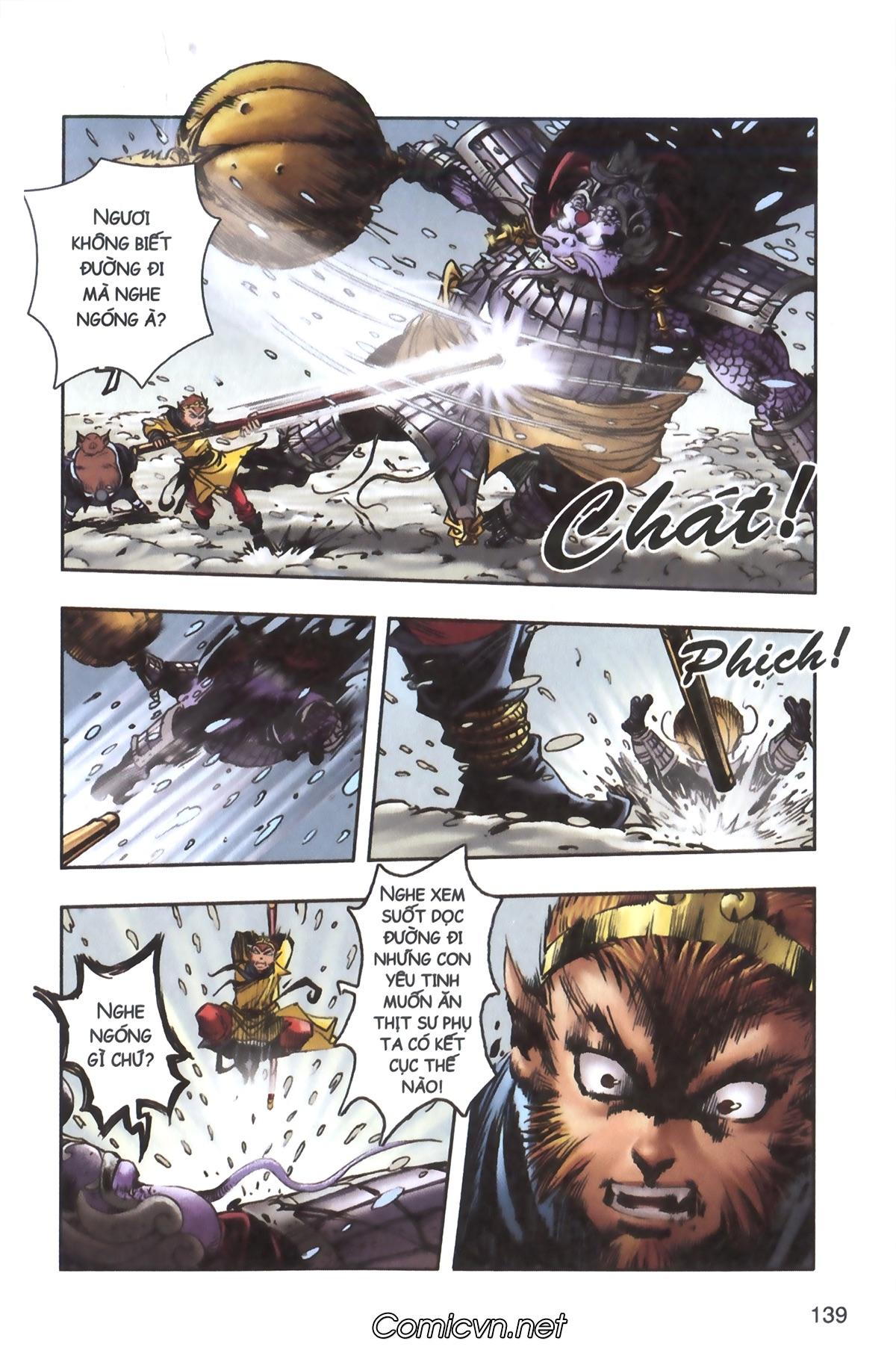 Tây Du Ký màu - Chapter 95 - Pic 12