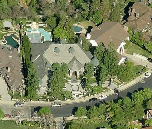 Ice Cube Family 2012 Celebrity Real Estate ...