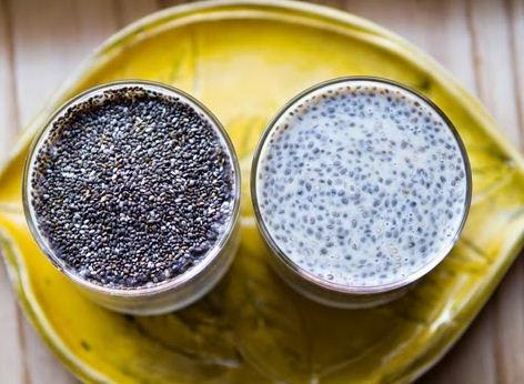 Tác dụng từ hạt chia mang lại cho sức khỏe