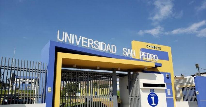 SUNEDU deniega licencia institucional a la Universidad San Pedro (USP) Chimbote, Áncash - www.sunedu.gob.pe