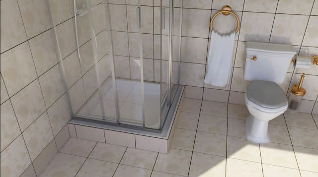 Bodengleiche Dusche Nachträglich Einbauen