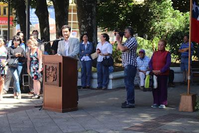 Discurso Colegio de Periodistas de Chile en Valdivia, en el Día de la Prensa