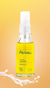 Routine soins pour visage avec Melvita et Powersanté