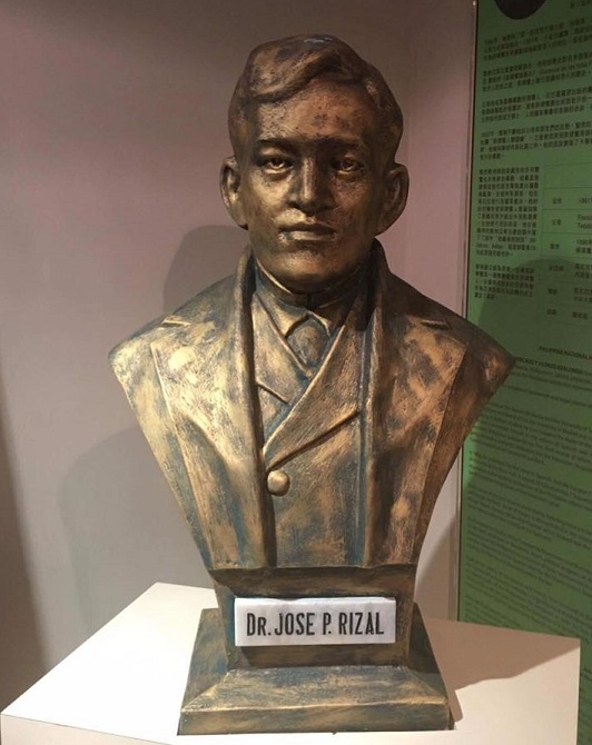 rizal in hongkong and macau In hong kong and macao 1888 jose rizal stayed at the victoria hotel where he from datenbanke 2014 at university of hamburg.