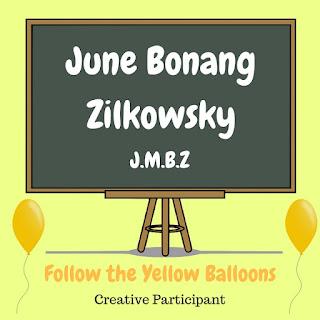 Creative Participant June Bonang Zilkowsky J.M.B.Z