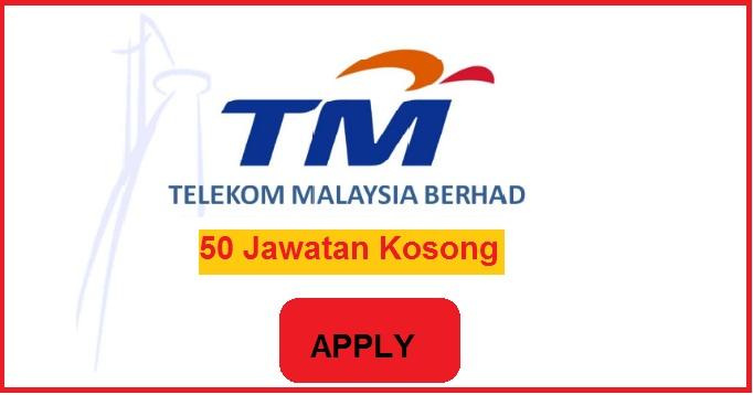 Pelbagai Jawatan Kosong Terbaru Telekom Malaysia