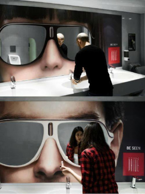 Creative Advertising Ideas!