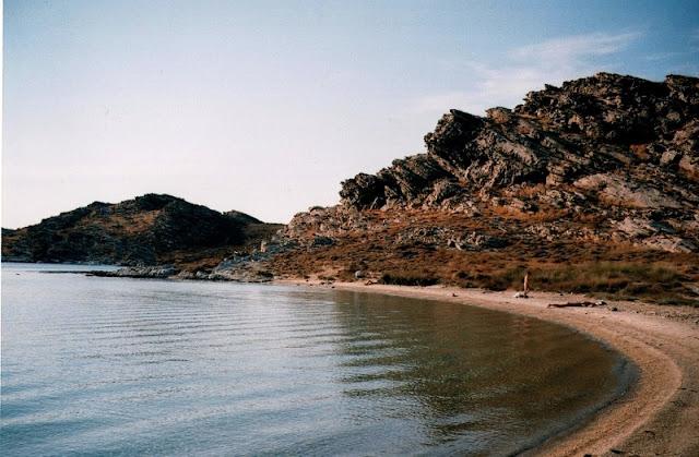 Praia Monastiri, Paros
