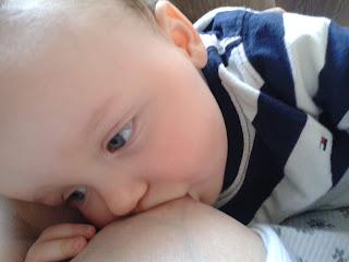 Tanda Tanda Bayi Cukup Menyusu (Susu Ibu)