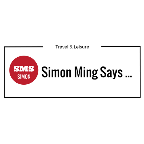Simon Lover Says Travel!