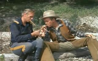 Dos cabalgan juntos - Two rode together - John Ford - Western - mito de la frontera - el fancine - ÁlvaroGP