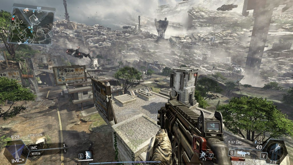 Titanfall Free Download Game For PC