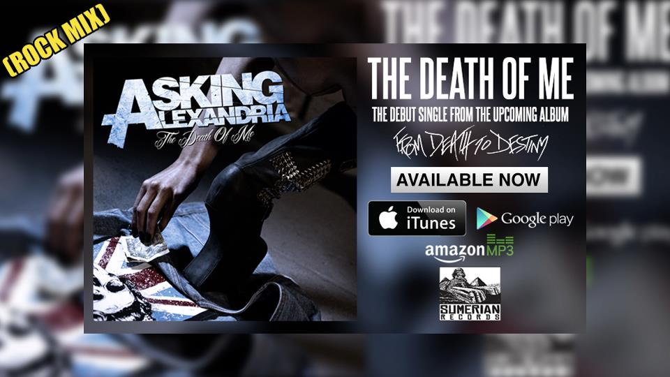asking alexandria the death of me album download