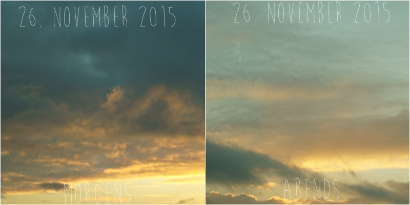 Blog + Fotografie by it's me! - Himmel am 26.11.2015