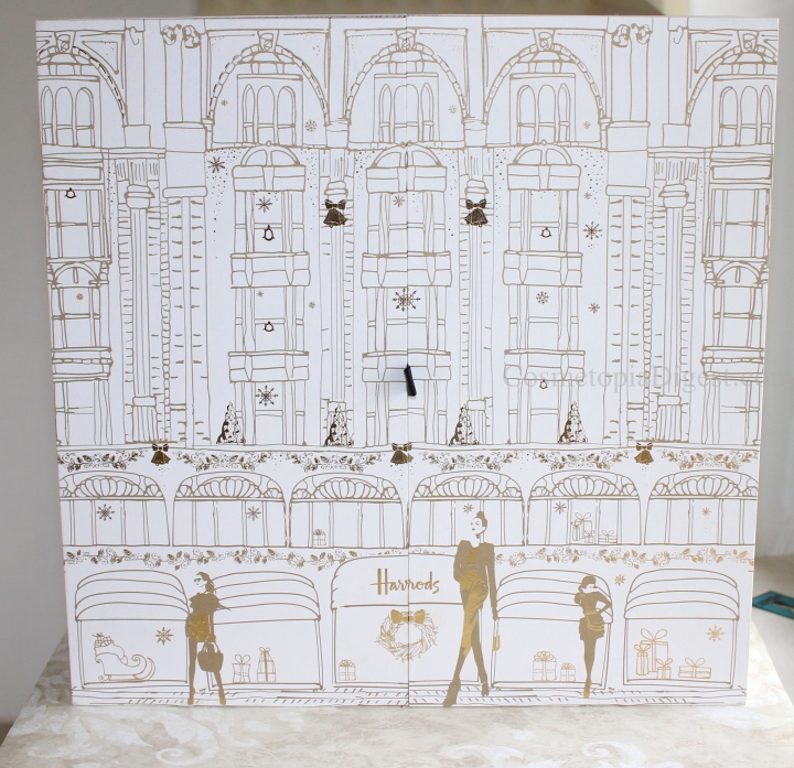 Here is the unboxing and review of the Harrods Beauty Advent Calendar for Holiday 2017 - and the cost-breakdown.