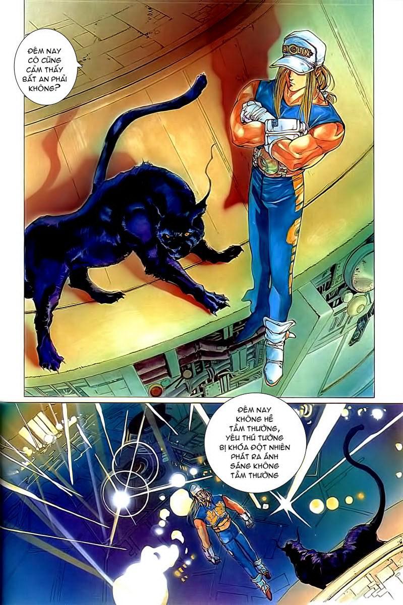 Cyber Weapon Z - Siêu Thần Z chap 2 - Trang 24