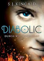S.J. Kincaid - Diabolic 02 - Durch Wut entfammt