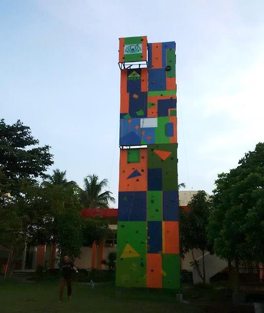 Wall Climbing Gaspala SMAN 2 Kebumen