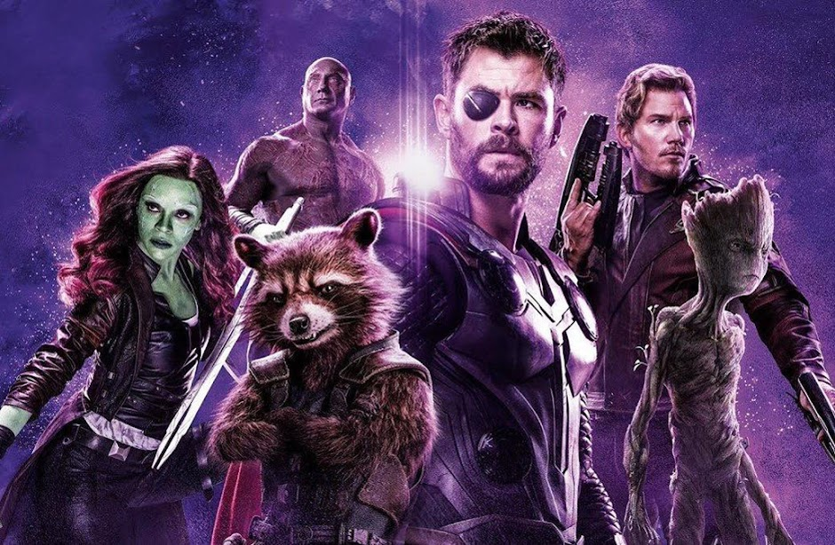 Estreias nos cinemas (26/04): Vingadores: Guerra Infinita, A Cidade do Futuro, Tudo Que Quero & mais