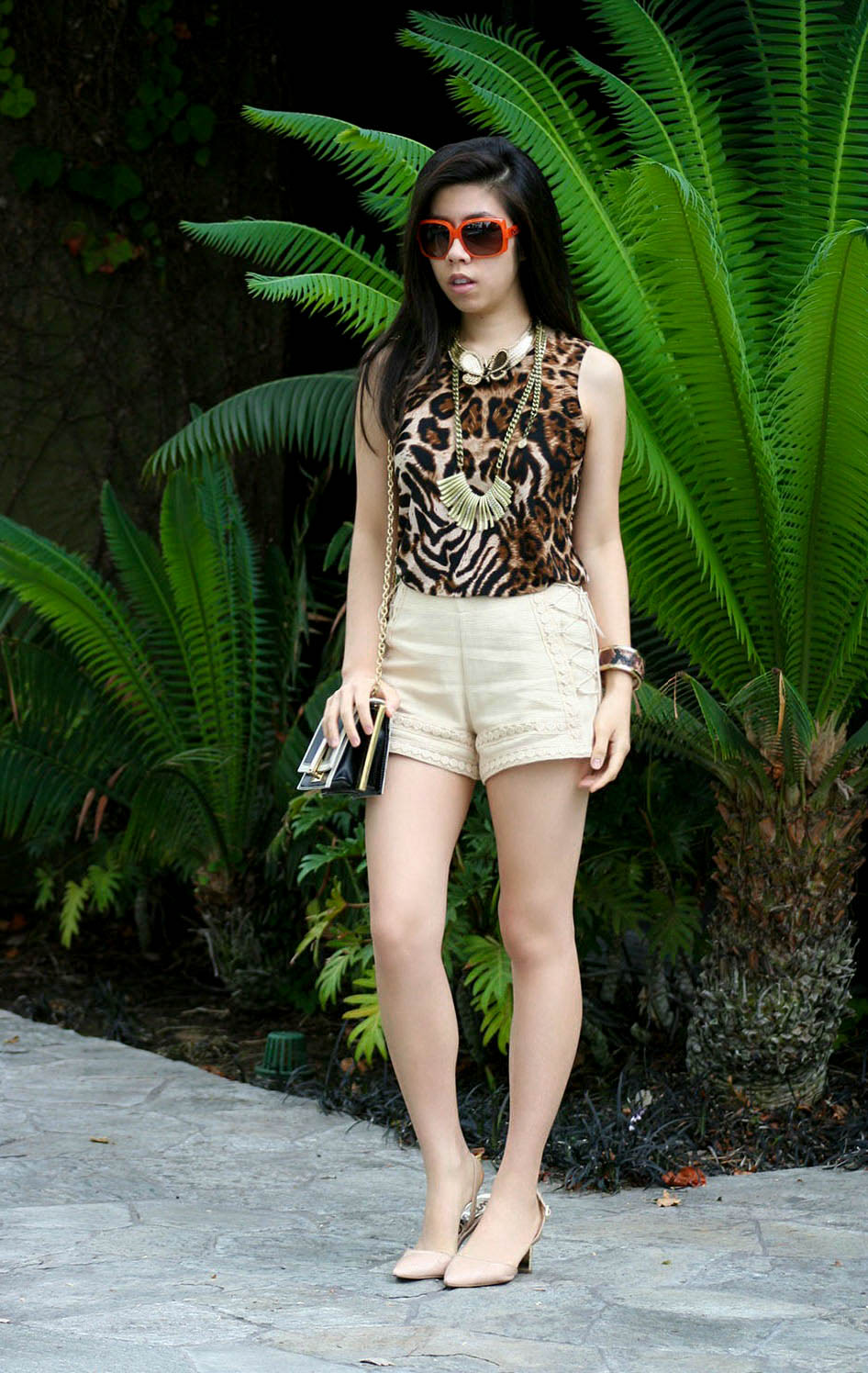 California Fashion Blog_How to look classy in leopard_Adrienne Nguyen_Invictus_Orange County Blogger_Pharmacist