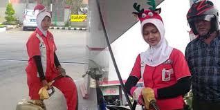 Karyawan Muslim di Kota Bandung Diimbau Tak Dipaksa Pakai Baju Sinterklas